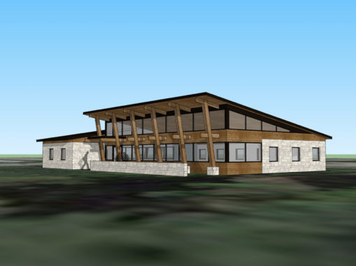 Pioneers Office Building Concept